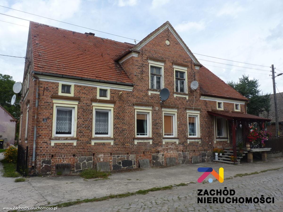 Nieruchomości Świebodzin - Mieszkanie z dużą działką - Węgrzynice