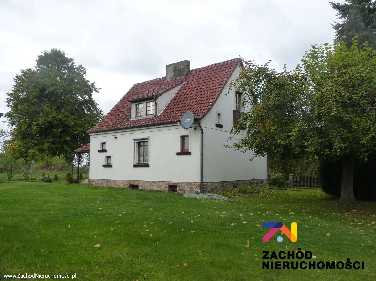 Nieruchomości Świebodzin - Piękny dom pod lasem Zagórze