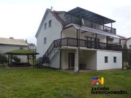 Wyjątkowy, duży dom Łagów Lubuski